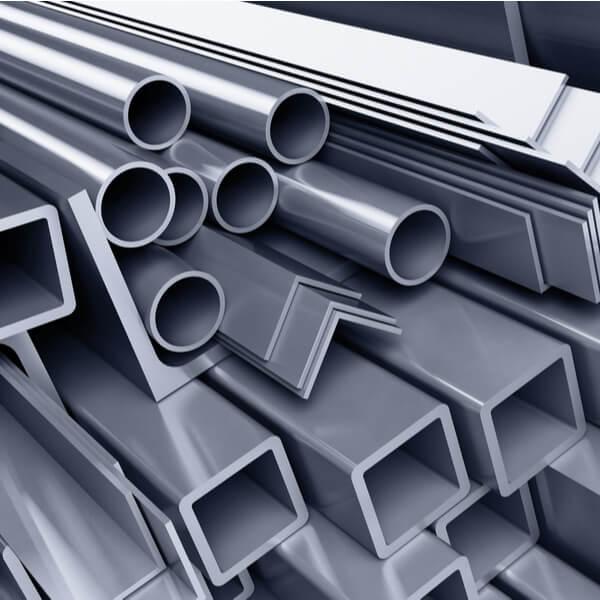 geometric-aluminium