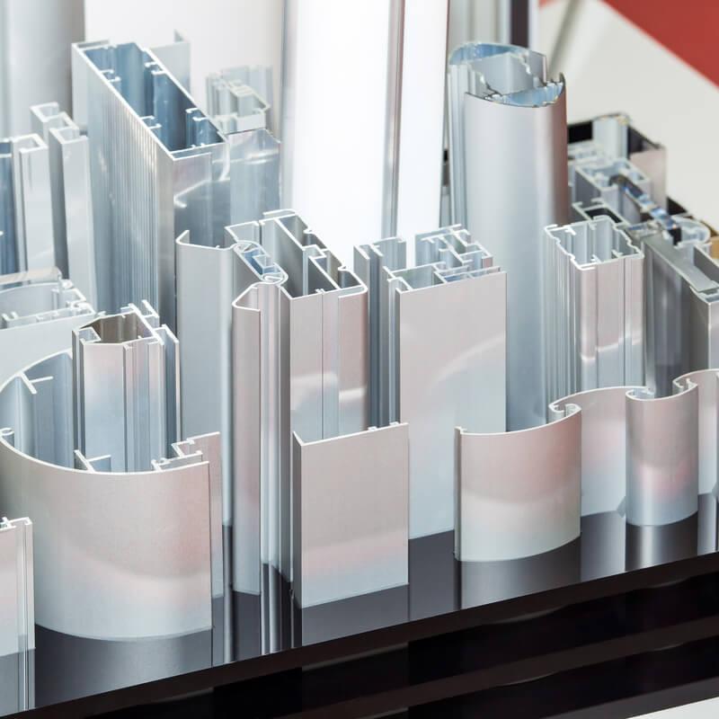 misc aluminium profile catalogue