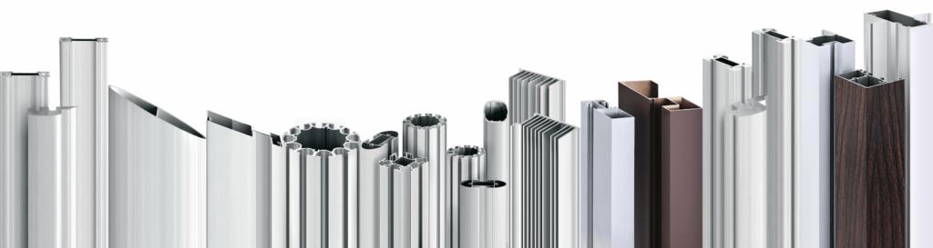 special extruded aluminium profile